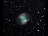 M 27 Dumbbell Nebula - 2004