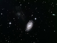 M 109 Barred Spiral Galaxy