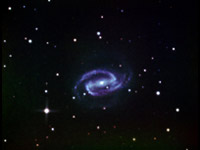 NGC 1300 Barred Spiral Galaxy
