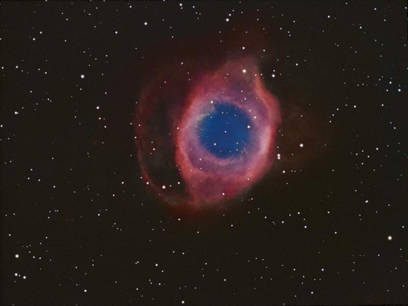 helix nebula constellation aquarius - photo #17